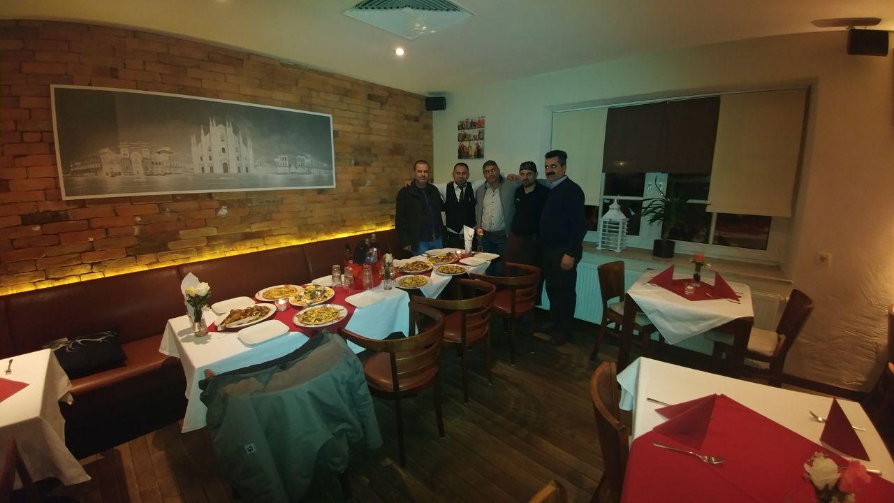 Abendessen der Familie Ayhan